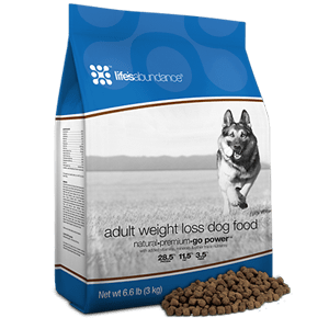 Life's Abundance Weight Loss Food for Dogs
