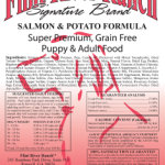 SALMON GRAIN FREE DOG FOOD – 10 lb, 20 lb, 40 lb & 200 lb